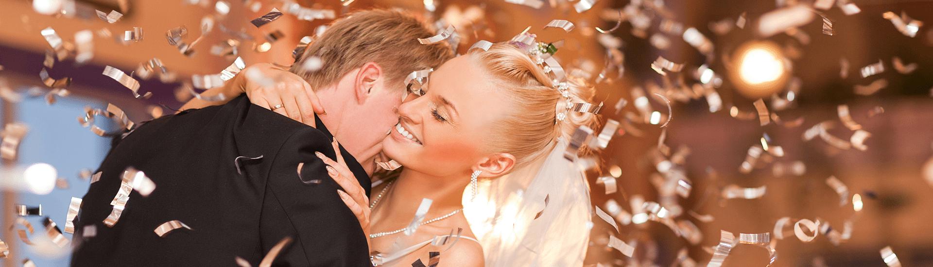 Marié confetti